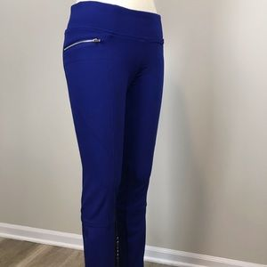 Zara | Slim Fit Pant with Zipper Pockets